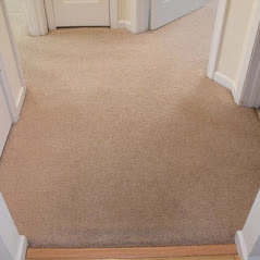 After Cleaned Carpet